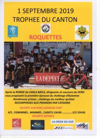 Flyer roquettes
