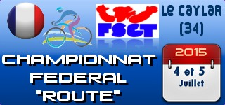 championnat federal route fsgt 2015